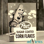 Sugar Coated Corn Flaked