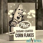 Sugar Coated Corn Flaked