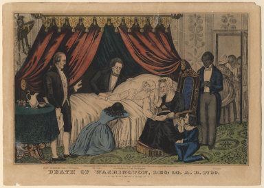 Washington's Death, Susan H. Douglas Political Americana Collection, #2214 Rare & Manuscript Collections Cornell University Library Cornell University