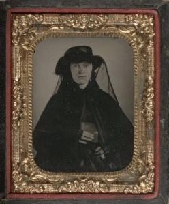 gold rush widow